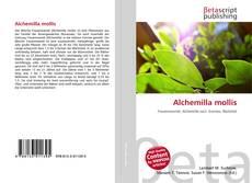 Buchcover von Alchemilla mollis