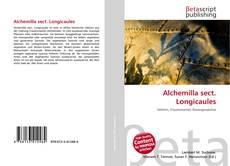 Bookcover of Alchemilla sect. Longicaules