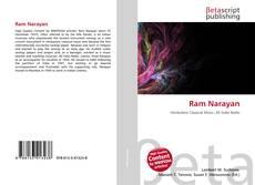 Bookcover of Ram Narayan