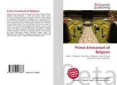 Обложка Prince Emmanuel of Belgium