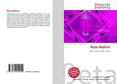Bookcover of Ram-Rahim