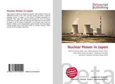 Bookcover of Nuclear Power in Japan