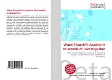 Ward Churchill Academic Misconduct Investigation的封面