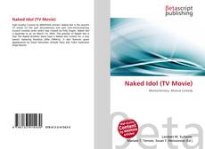 Capa do livro de Naked Idol (TV Movie)