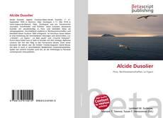 Bookcover of Alcide Dusolier