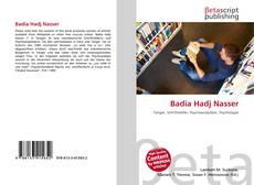 Badia Hadj Nasser的封面