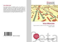 Buchcover von Vico Morcote