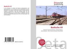 Portada del libro de Badische A1