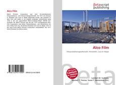Buchcover von Alco Film
