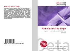 Bookcover of Ram Raja Prasad Singh