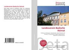 Bookcover of Landesverein Badische Heimat