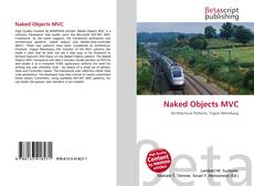 Buchcover von Naked Objects MVC