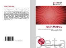Bookcover of Robert Matthew