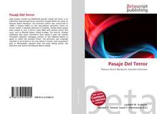 Bookcover of Pasaje Del Terror