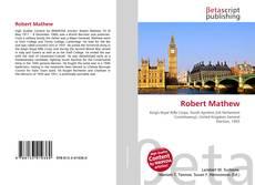 Buchcover von Robert Mathew