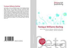 Обложка Tonique Williams-Darling