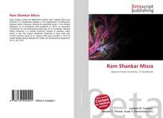 Bookcover of Ram Shankar Misra