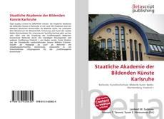 Borítókép a  Staatliche Akademie der Bildenden Künste Karlsruhe - hoz