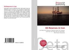 Oil Reserves in Iran kitap kapağı