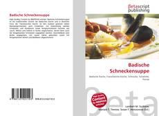 Обложка Badische Schneckensuppe