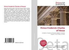Обложка Prince Frederick Charles of Hesse