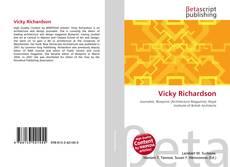 Portada del libro de Vicky Richardson