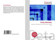 Bookcover of Vicky Morales