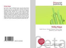 Bookcover of Vicky Kaya