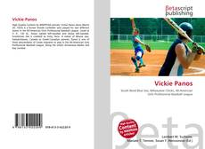 Bookcover of Vickie Panos