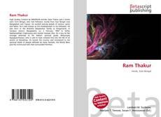 Portada del libro de Ram Thakur