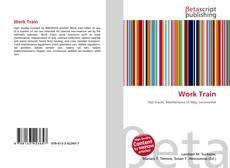 Bookcover of Work Train