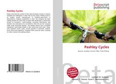 Bookcover of Pashley Cycles