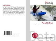 Buchcover von Pascal Sylvoz
