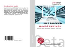 Bookcover of OpenLink AJAX Toolkit