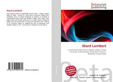 Bookcover of Ward Lambert