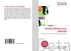 Обложка Tonsley Railway Line, Adelaide