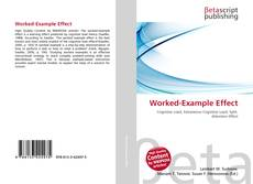 Bookcover of Worked-Example Effect