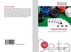 Buchcover von Pascal Perrault