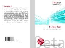 Bookcover of Sonbai Kecil