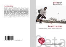 Buchcover von Pascal Leclaire