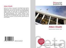 Aldan (Stadt) kitap kapağı