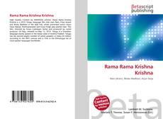 Borítókép a  Rama Rama Krishna Krishna - hoz
