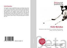 Bookcover of Vicki Bendus