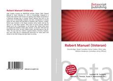 Bookcover of Robert Manuel (Veteran)