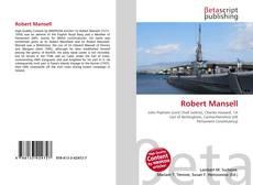 Bookcover of Robert Mansell