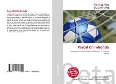 Buchcover von Pascal Chimbonda