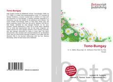 Bookcover of Tono-Bungay