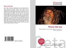 Bookcover of Prince Ital Joe