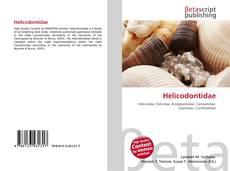 Обложка Helicodontidae