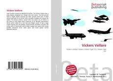 Bookcover of Vickers Vellore